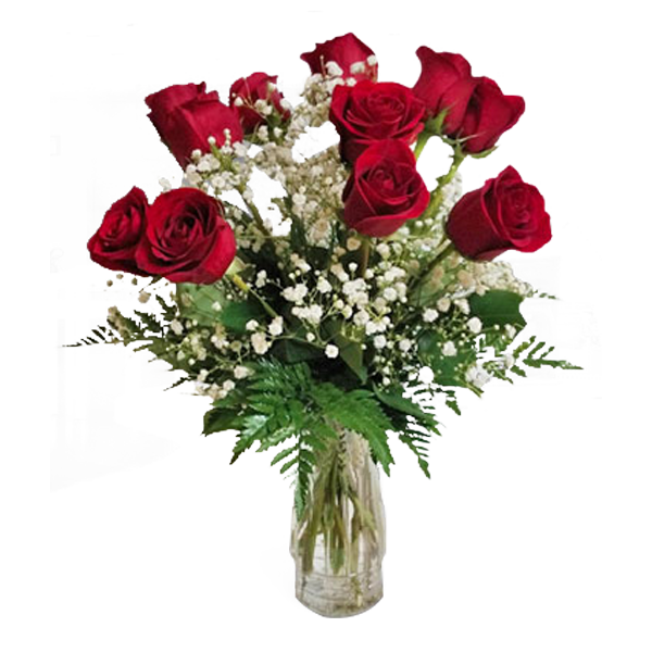 one dozen roses floral express flowers and events